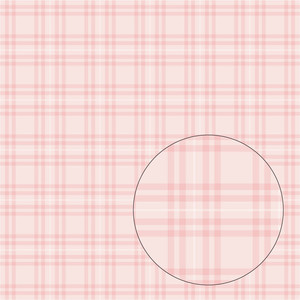 pink plaid seamless pattern
