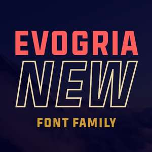 evogria new