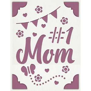 a2 insert card mom