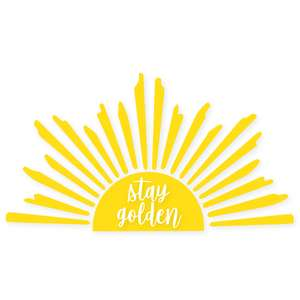 stay golden