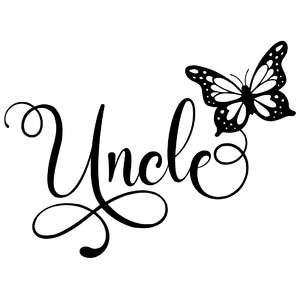 uncle butterfly word