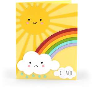 a2 card sunshine get well
