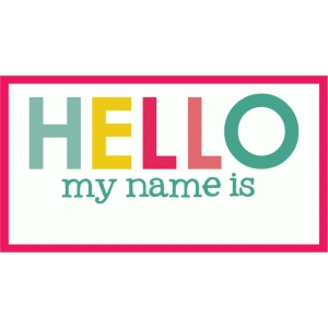 echo park hello label