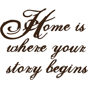 phrase: home/story