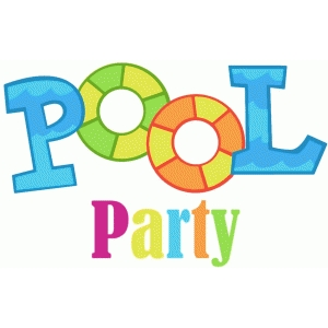 pool party phrase