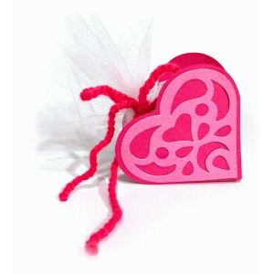 heart box with abstract overlay