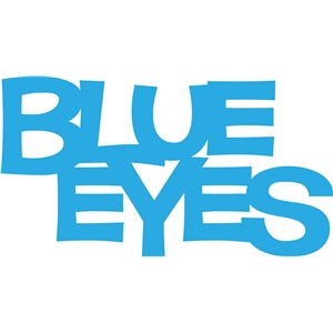 'blue eyes' phrase