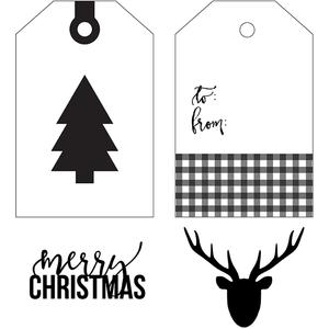 fj christmas tag set
