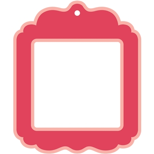 label frame tag