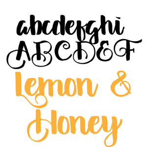 kb lemon and honey