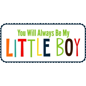 little boy phrase