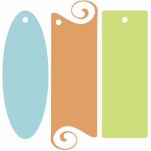 bookmark basic shapes