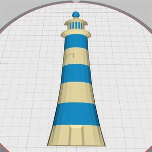 lighthouse embellishment