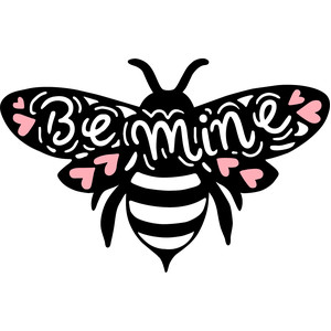 be mine bubble bee