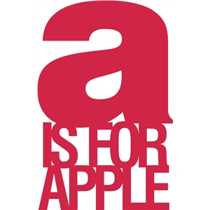 'a is for apple' phrase