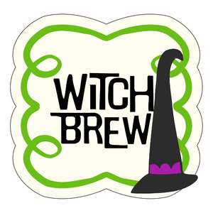 potion bottle witch brew