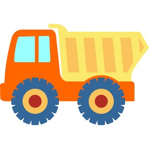 tipper truck toy