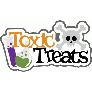 halloween toxic treats title