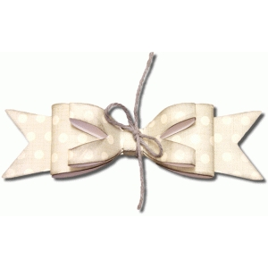 3d double layered bow