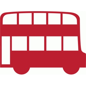 shimelle double decker bus
