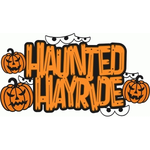 haunted hayride title