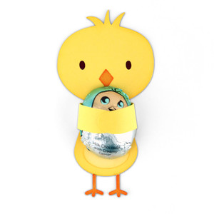 candy hugger easter chick