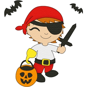 costume kids pirate