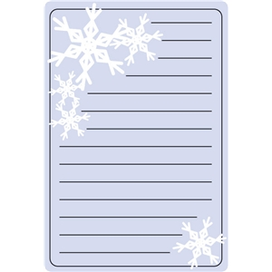 snowflake journal block pc