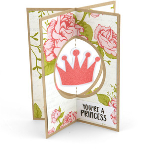 a2 x-card princess crown