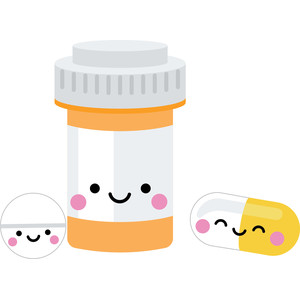 pill bottle - so much pun