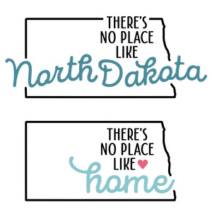 there's no place like home - north dakota state