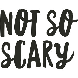 not so scary phrase