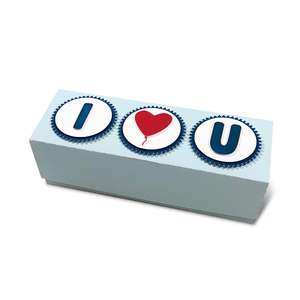 i heart you gift box