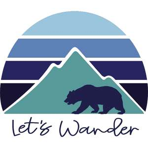 let's wander mountains
