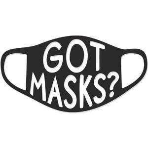 got masks?