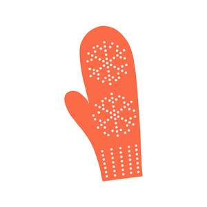 mitten lacing card