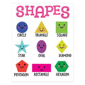 basic shapes for kids