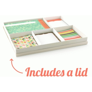 3d life card storage box