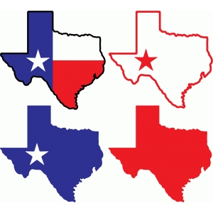 texas shapes