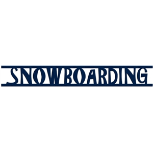 title - snowboarding