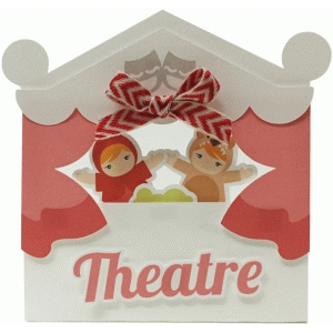 theatre card child