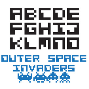 ld outer space invaders