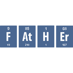 periodic table father