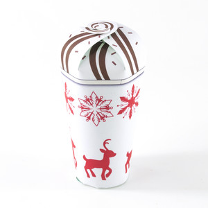 reindeer hot chocolate cup