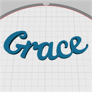 grace name pendants