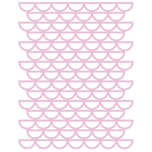scalloped border background 8.5x11