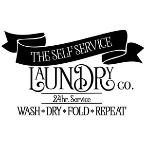 self service laundry co sign