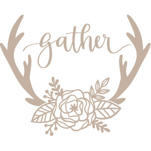 gather antlers