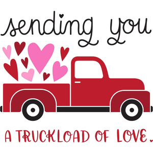 truck load of love