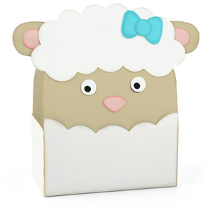 favor box lamb